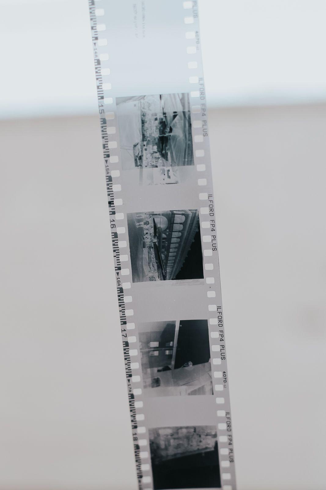 Develop Film Photographs in Darkroom in Daylight
