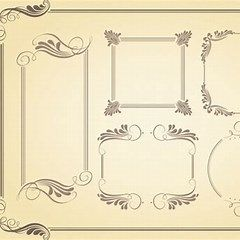 Download Free SVG Borders | Free svg, Svg free files, Svg files for ...
