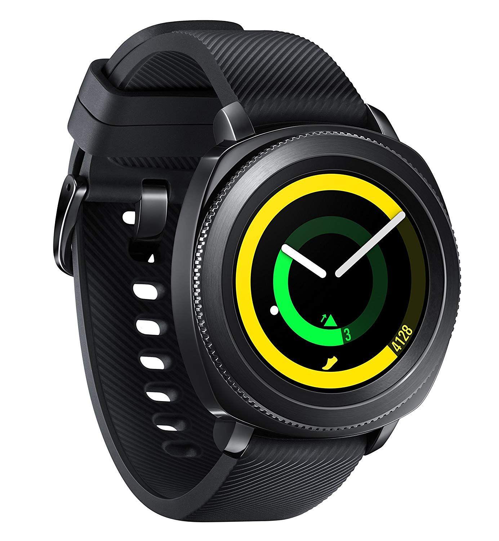 Samsung Gear Sport Smartwatch UK Version Black Smart