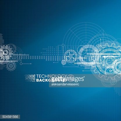 Vector Art  Abstract Blueprint Background High Tech Pinterest - copy blueprint network design