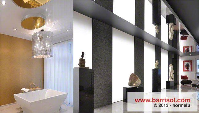BARRISOL | Soluzioni miroir | Mirror