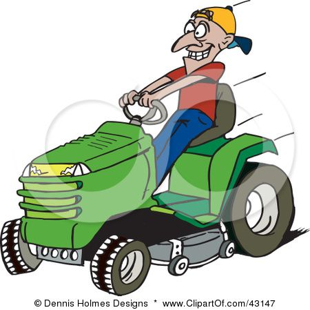 What Do You Mean I Mow Wrong Creating Lawn Patterns Lawn Mower Riding Lawn Mowers Riding