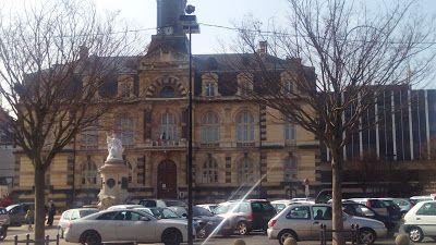 Merveilles d'ici ou d'ailleurs: HOTEL DE VILLE DE ROANNE LOIRE