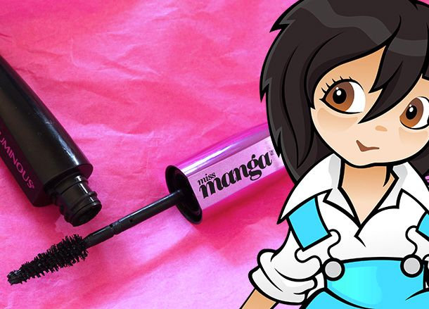 I'm a Girl Without Curl When I Wear L'Oreal's Miss Manga Mascara, $7.99