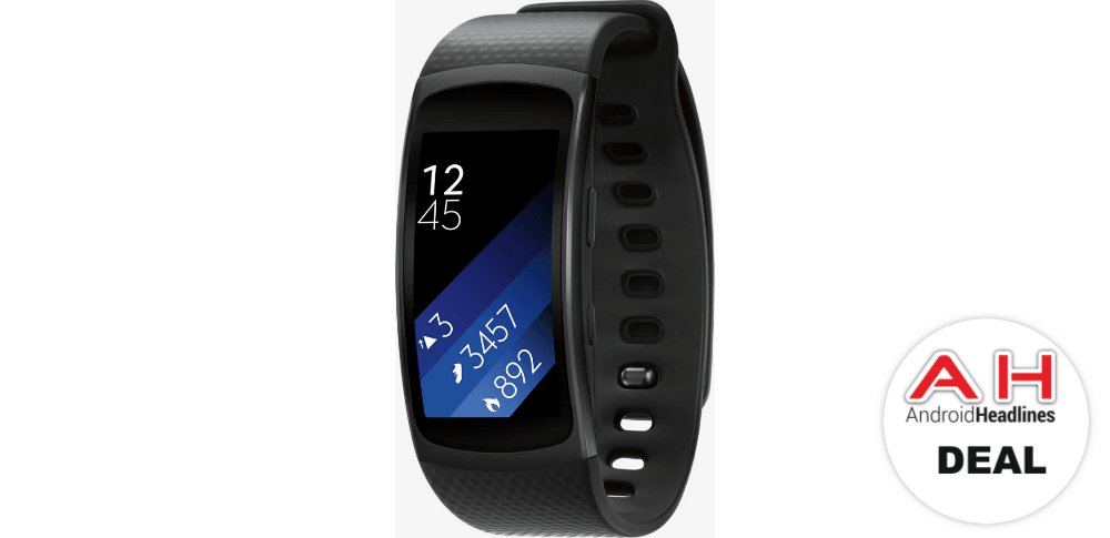 Pick Up The Samsung Gear Fit2 For 89 10 2 17 With Images Gear Fit2 Samsung Samsung Gear Fit