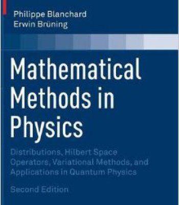 Mathematical Methods In Physics 2nd Edition Pdf Mathematics