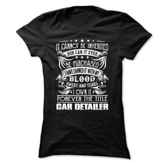 Car Detailer We Do Precision Guess Work Knowledge T Shirts, Hoodie