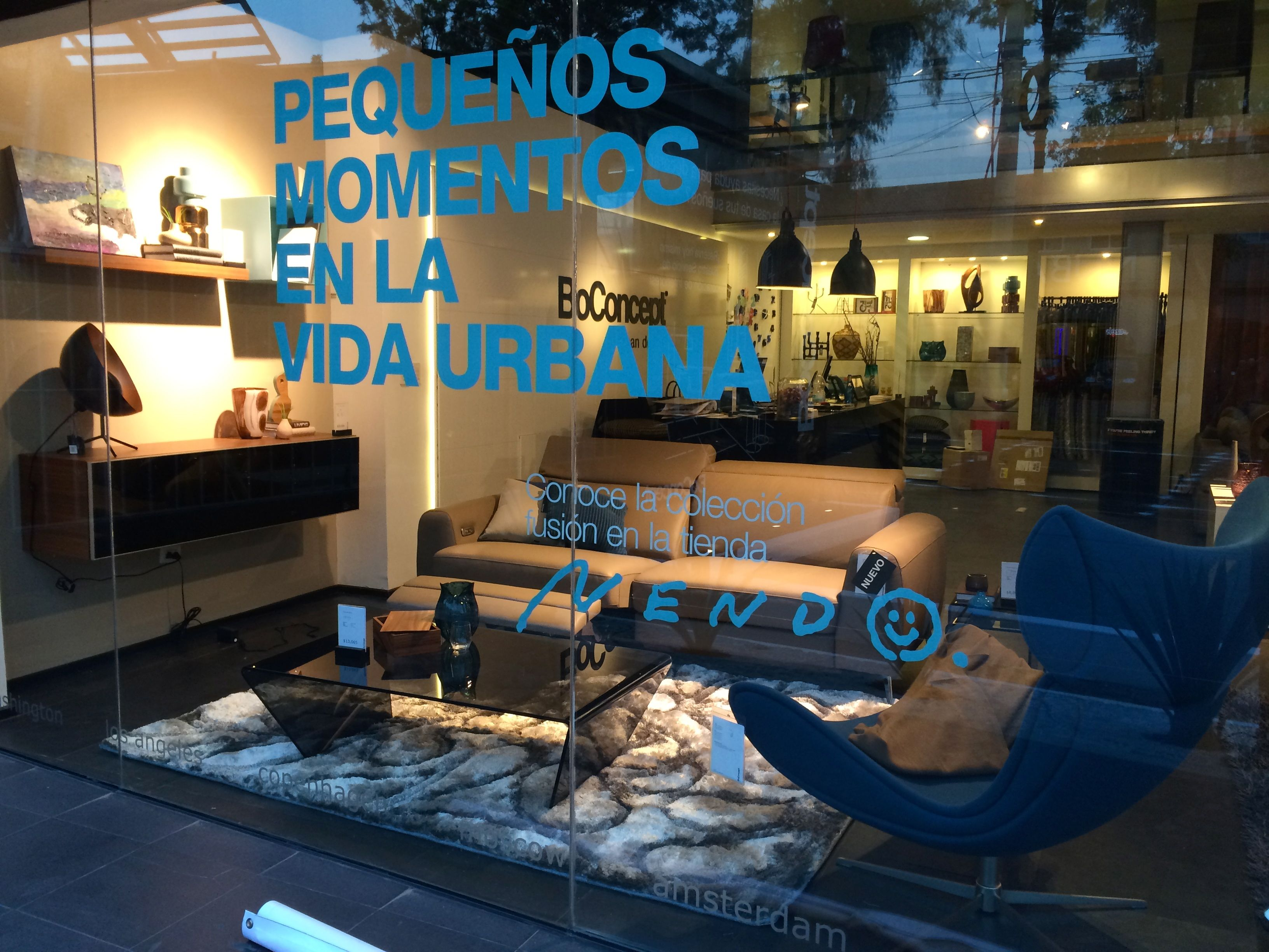 New madison sofa boconcept puebla inspiring showrooms for Canape boconcept