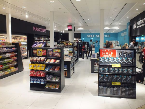 Gatwick South Terminal Shops >> London Gatwick Airport To Add Up To 26 Stores In South