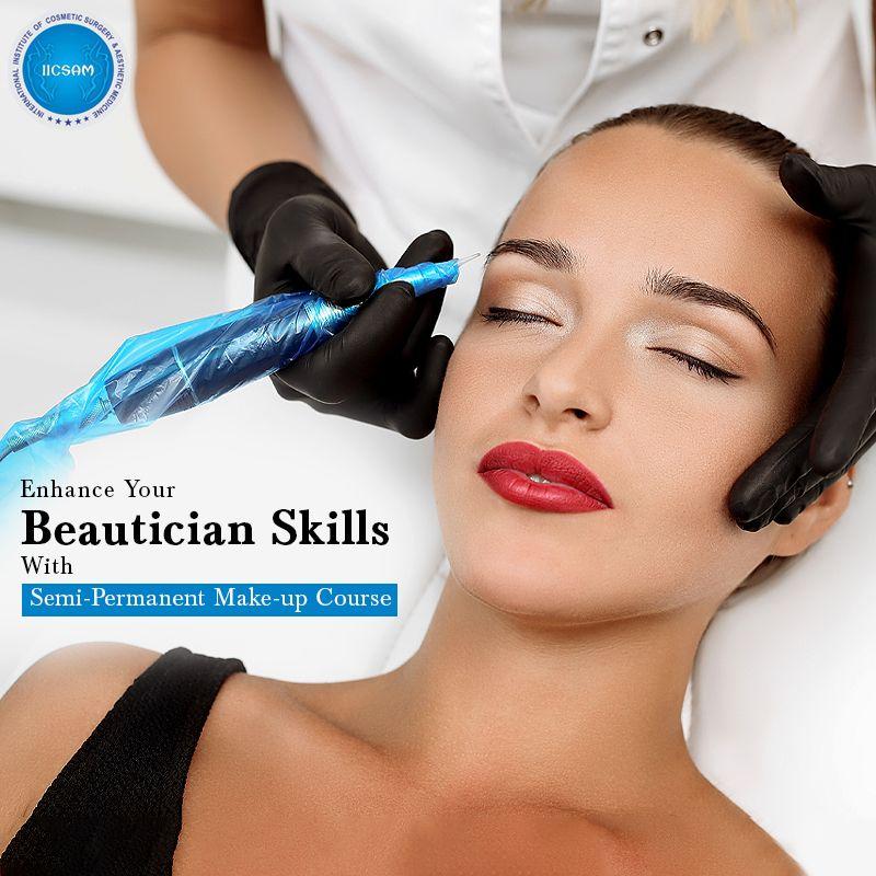 Makeup Course Semi Permanent