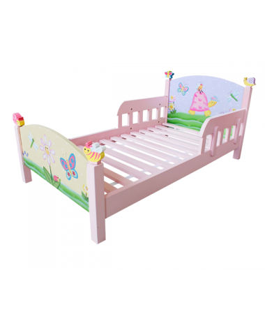 Magical Garden Twin Bed Wooden Toddler Bed Toddler Bed Kids Bed