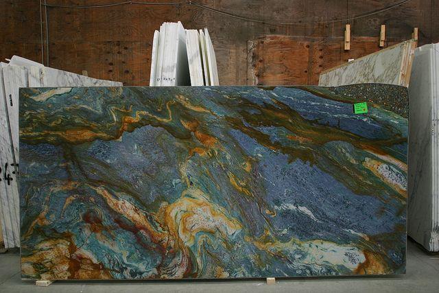 Waiting On The Granite Kitchens Forum Gardenweb Blue Granite Countertops Countertops Blue Granite