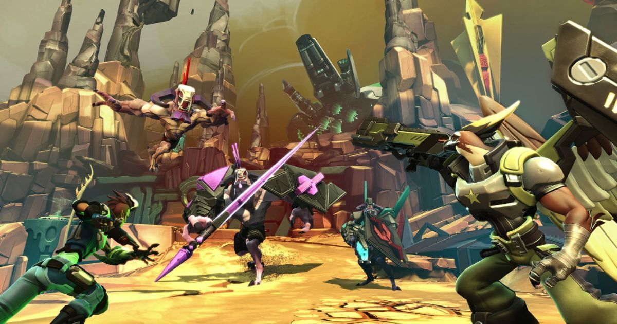 Battleborn Is Free But You Ll Need Money To Make The Most Of It