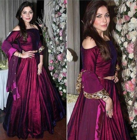 Kanika kapoor in manish malhotra | Dresses, Indian fashion ...