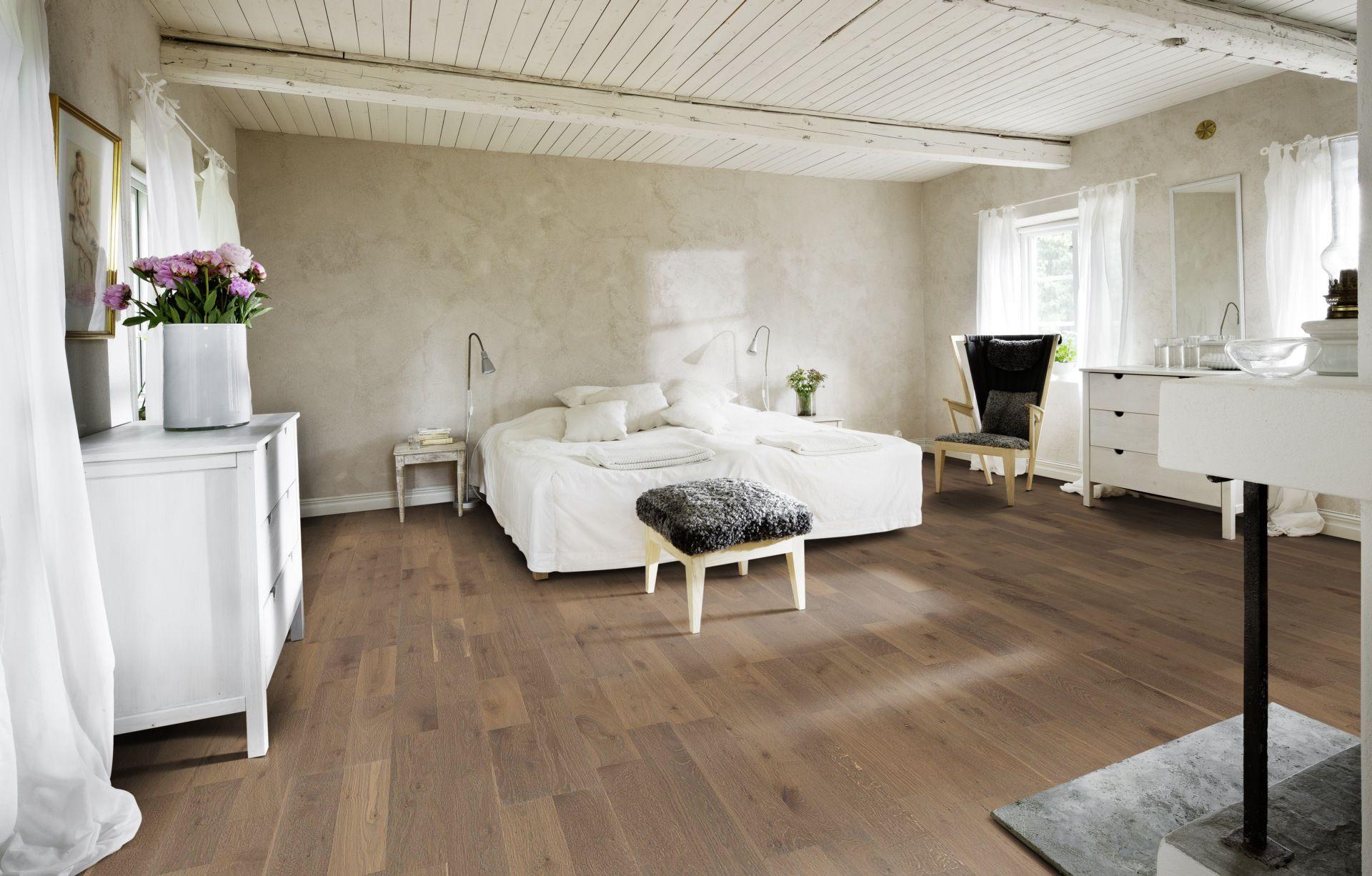 Master bedroom hardwood floors  Kährs  Ek Granite  Golv  Pinterest  Granite Master bedroom and