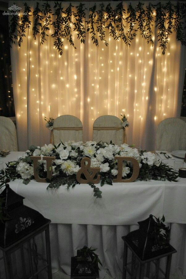 Dekoracja Slubna Diy Wedding Decorations Rustic Wedding Decor Wedding Reception Decorations