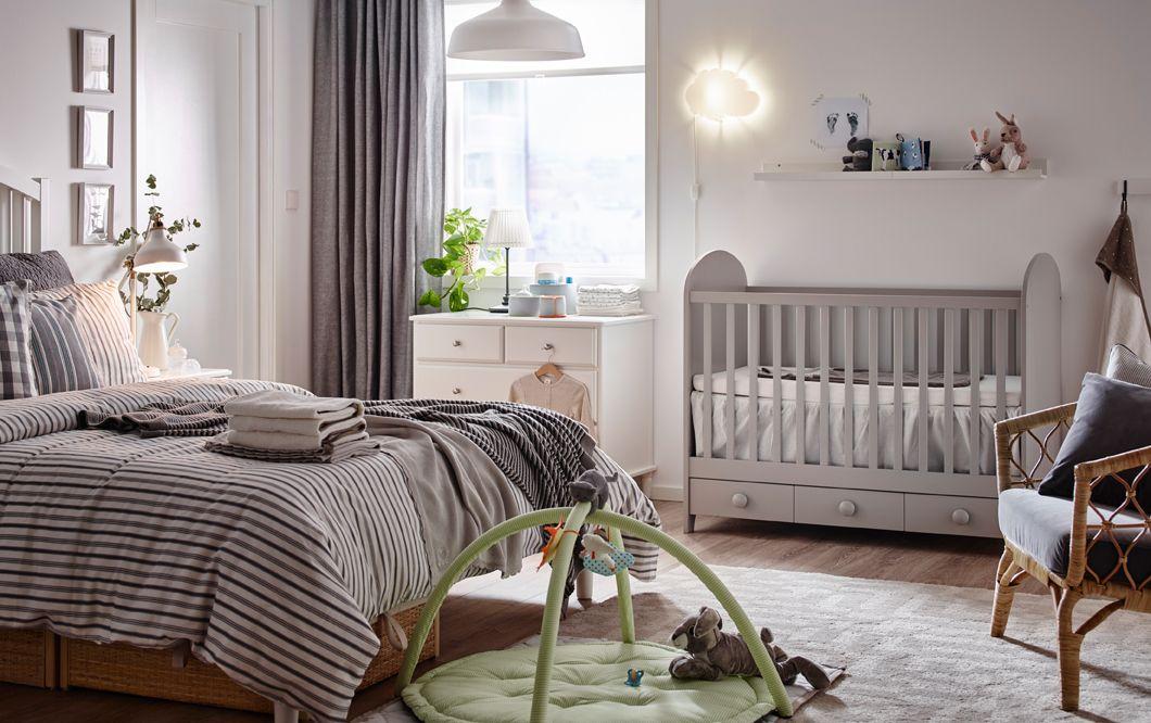 Inspiralo Gyerekszoba Galeria Nursery Guest Room Combo Shared Baby Rooms Nursery Guest Room