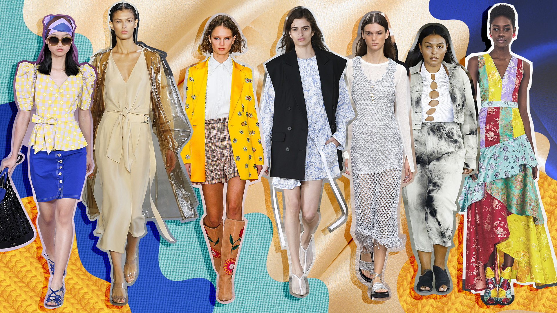 The Top 10 Trends From New York Fashion Week 2018 New York Fashion Week 2018 New York Fashion Week Fashion Week Trends