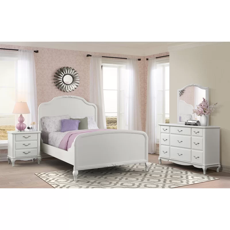 Gholston Panel Configurable Bedroom Set In 2020 Bedroom Set Girls Bedroom Sets Kids Bedroom Sets