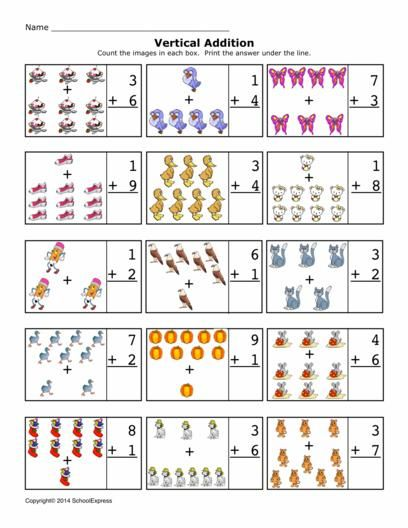 Schoolexpress Com 19000 Free Worksheets Create Your Own Worksheets Games Addition Worksheets Math Worksheets Basic Addition Worksheets Create my own math worksheets