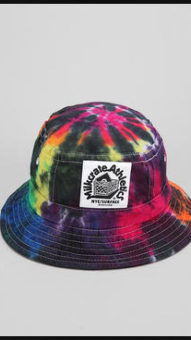 4202a0680ea Shop Milkcrate Athletics Tie-Dye Bucket Hat at Urban Outfitters today. We  carry all the latest styles