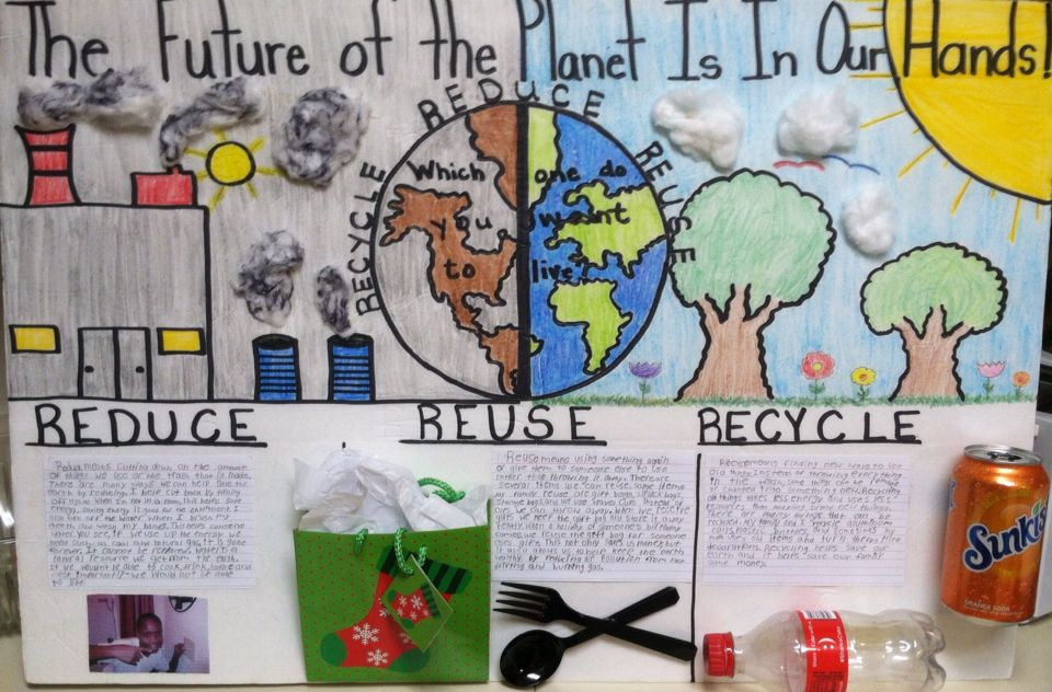 3rs reduce reuse recycle art projects pinterest for Reduce reuse recycle crafts