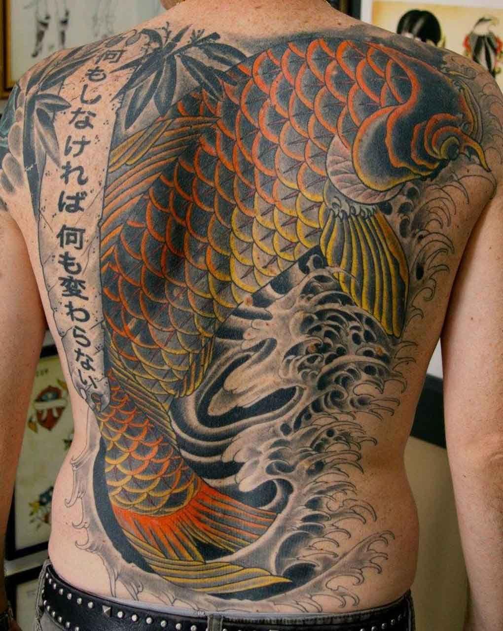 Animal Beautiful Koi Fish Tattoo For Your Inspiration Japanese Tattoo Japanese Water Tattoos Koi Japanese Tattoo Designs Tattoos For Guys Koi Tattoo Design