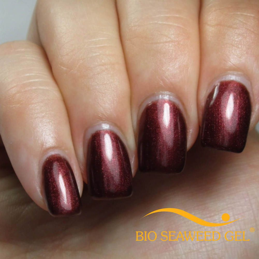 Image of Colour of the Week! UNITY All-In-One Colour Gel Polish - 119 Wild Cherry