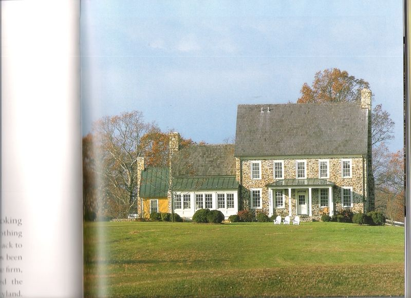 from book- Creating a New Old House | Architecture ...