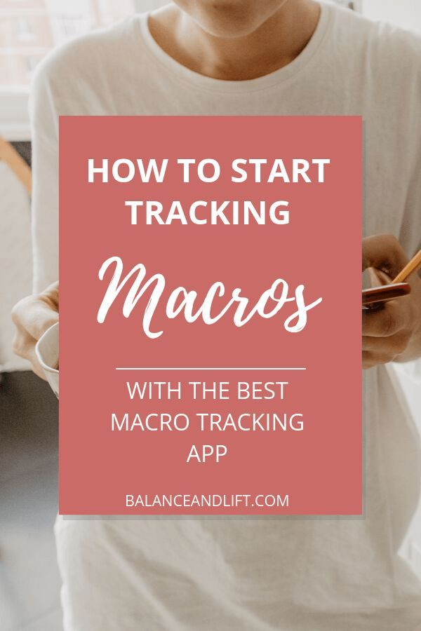 How to Calculate Keto Macros + Best App Low carb