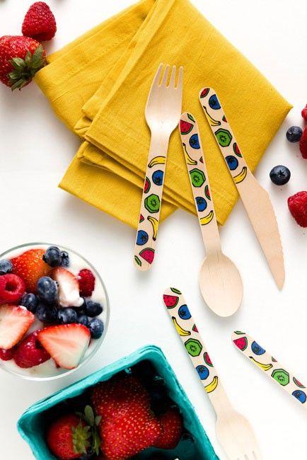 Tutti Frutti Cutlery