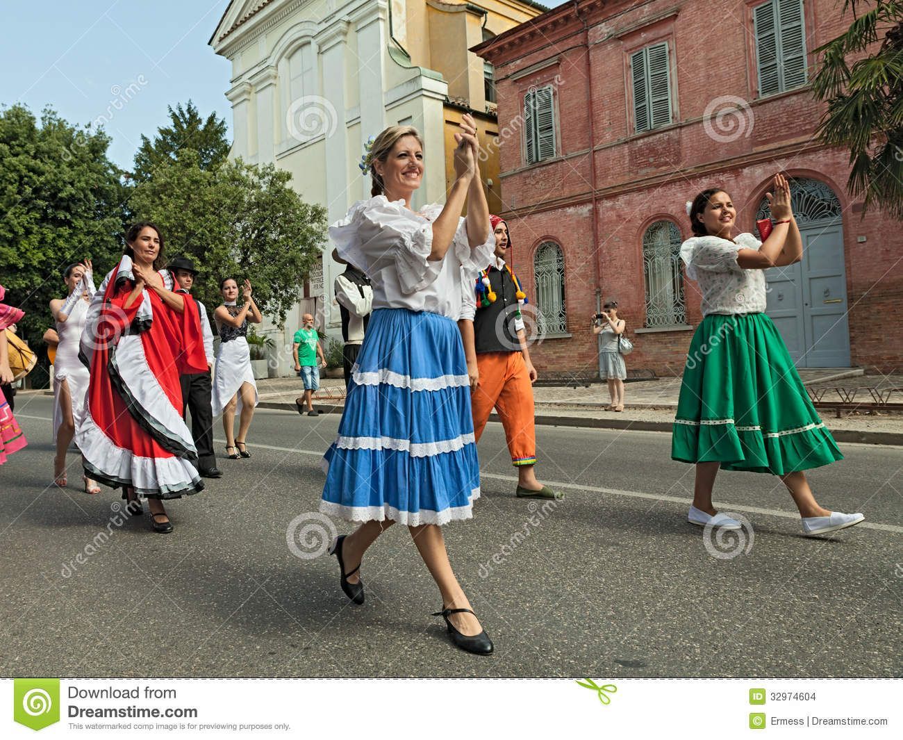 Argentina Traditional Dress