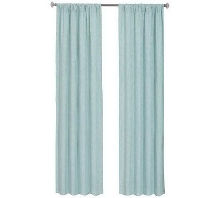 Eclipse 42 X 84 Nursery Blackout Curtain Panel Callie S