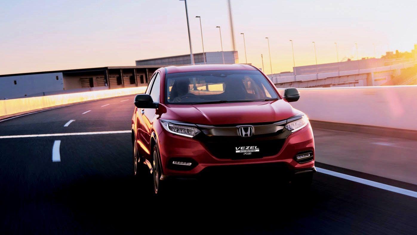 Honda 2019 Honda Hrv Facelift 2019 Honda Hr V New Design Specs Price Honda Buick Envision Honda Hrv