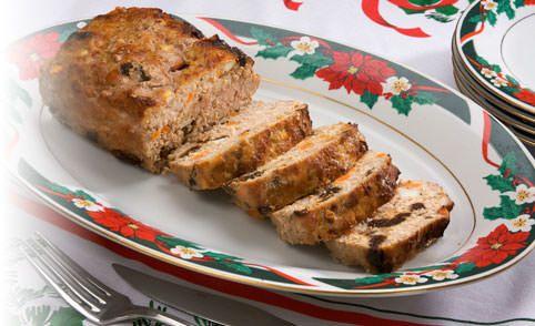 Pastel De Carne Con Ciruelas Food Banana Bread Desserts