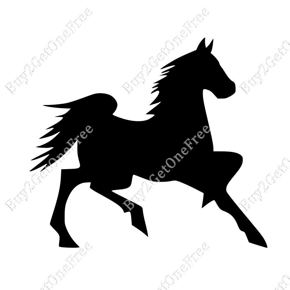 Horse Vinyl Decal Horse Decal Horse Sticker Laptop Decal Car Decal Wall Decal Horse Wall Art Vinyl Sti Horse Wall Art Vinyl Decals Vinyl Wall Art [ 1000 x 1000 Pixel ]