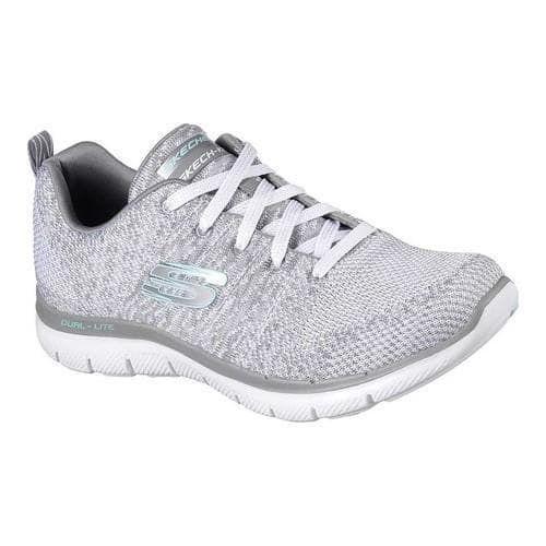 4eea873e2ae561 Women s Skechers Flex Appeal 2.0 High Energy Training Shoe White ...