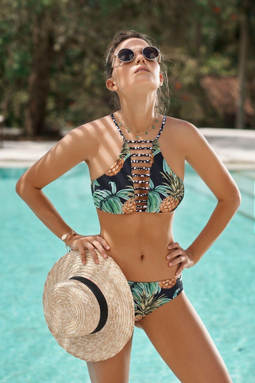 19b0c77f6597 5 marcas de trajes de baño latinas | Moda en la Playa | Trajes de ...
