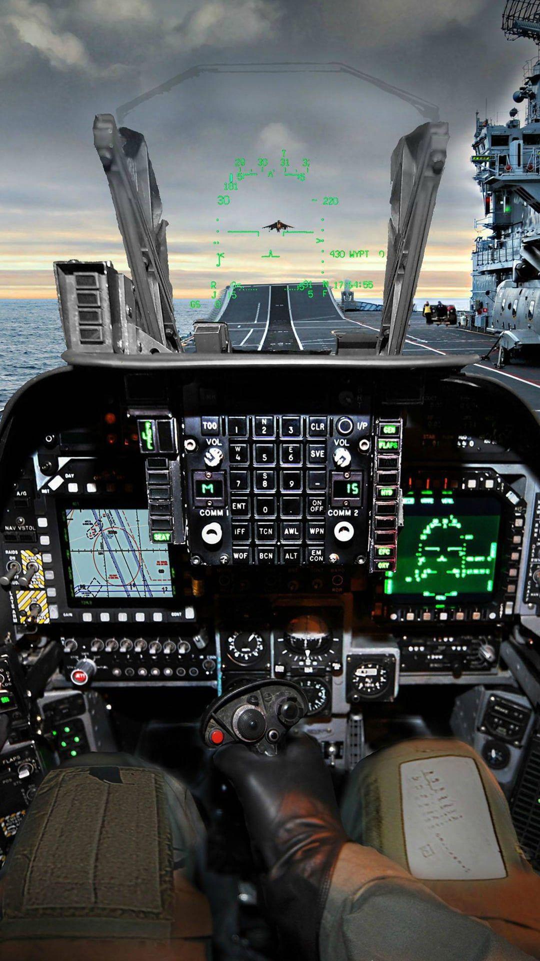 Airplane Cockpit Jet Fighter Pilot Airplane Wallpaper Airplane Fighter