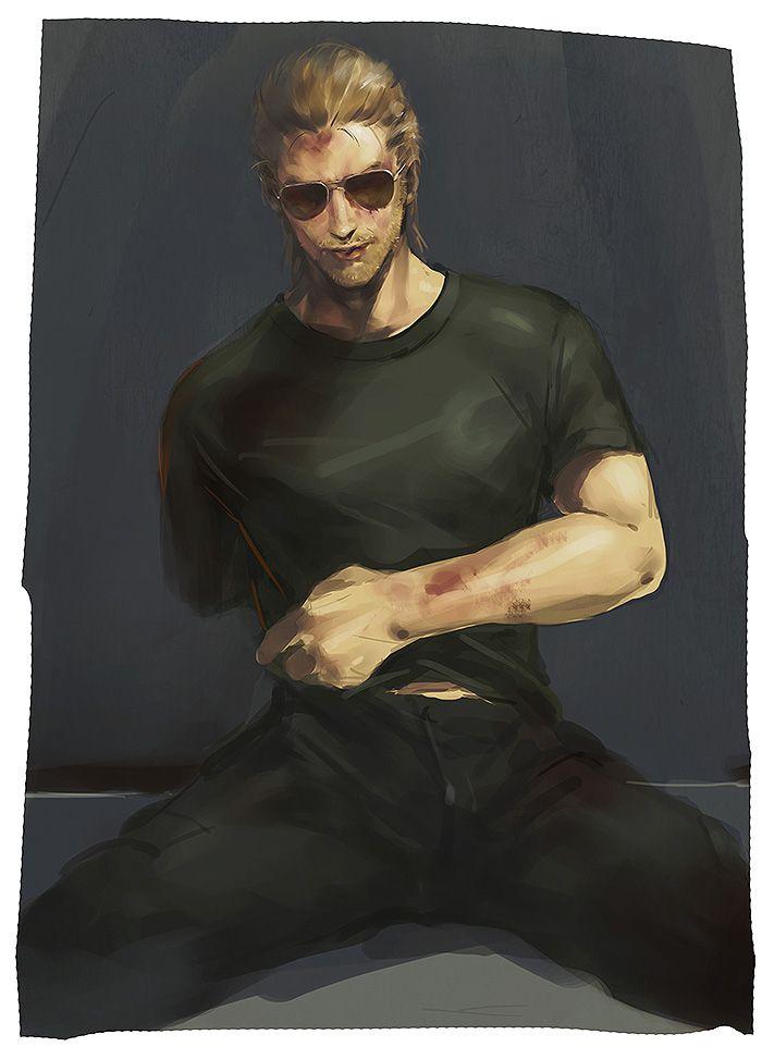 Mgsv Kazuhira Miller Metal Gear Solid Metal Gear Metal Gear Series A soldier looking for a safer future. pinterest