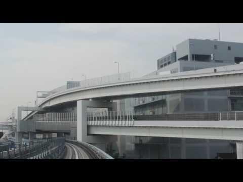 バーチャル ゆりかもめ・東京|080|後方ーBack View|Virtual Yurikamome Tokyo - cheritube - YouTube