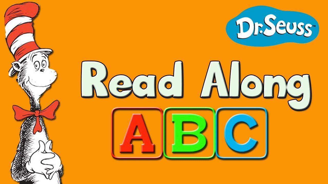 De seuss abc read aloud alphabeth book for children dr
