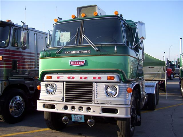 Ford N Series Trucks This Cat Powered H Has Been To