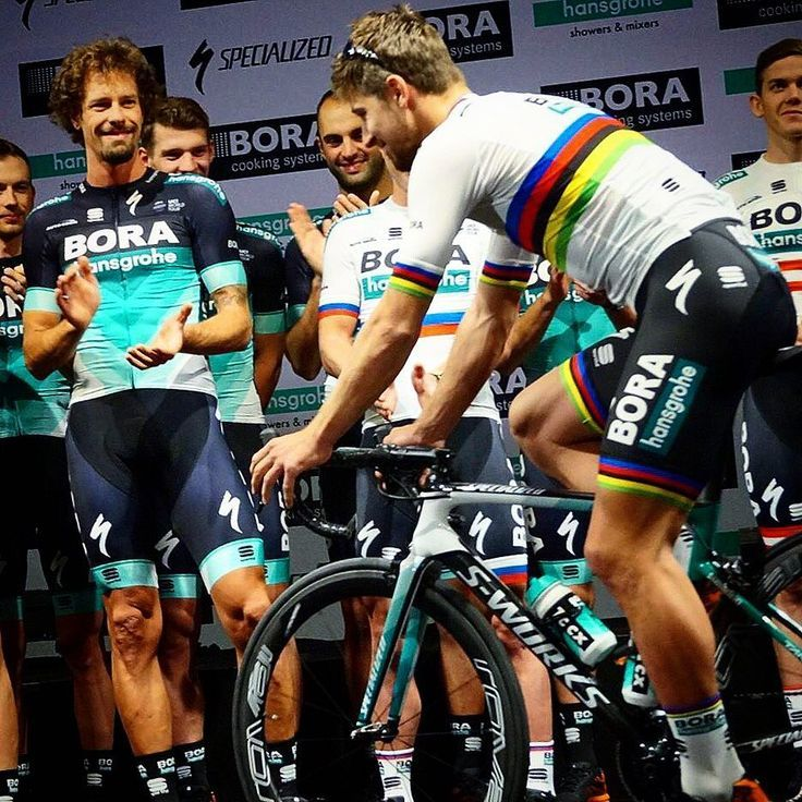 BORA-hansgrohe is UCI WorldTeam cycling team established in 2010 ...