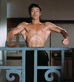 Expansion Dorsal De Bruce Lee Fotos De Bruce Lee Artista