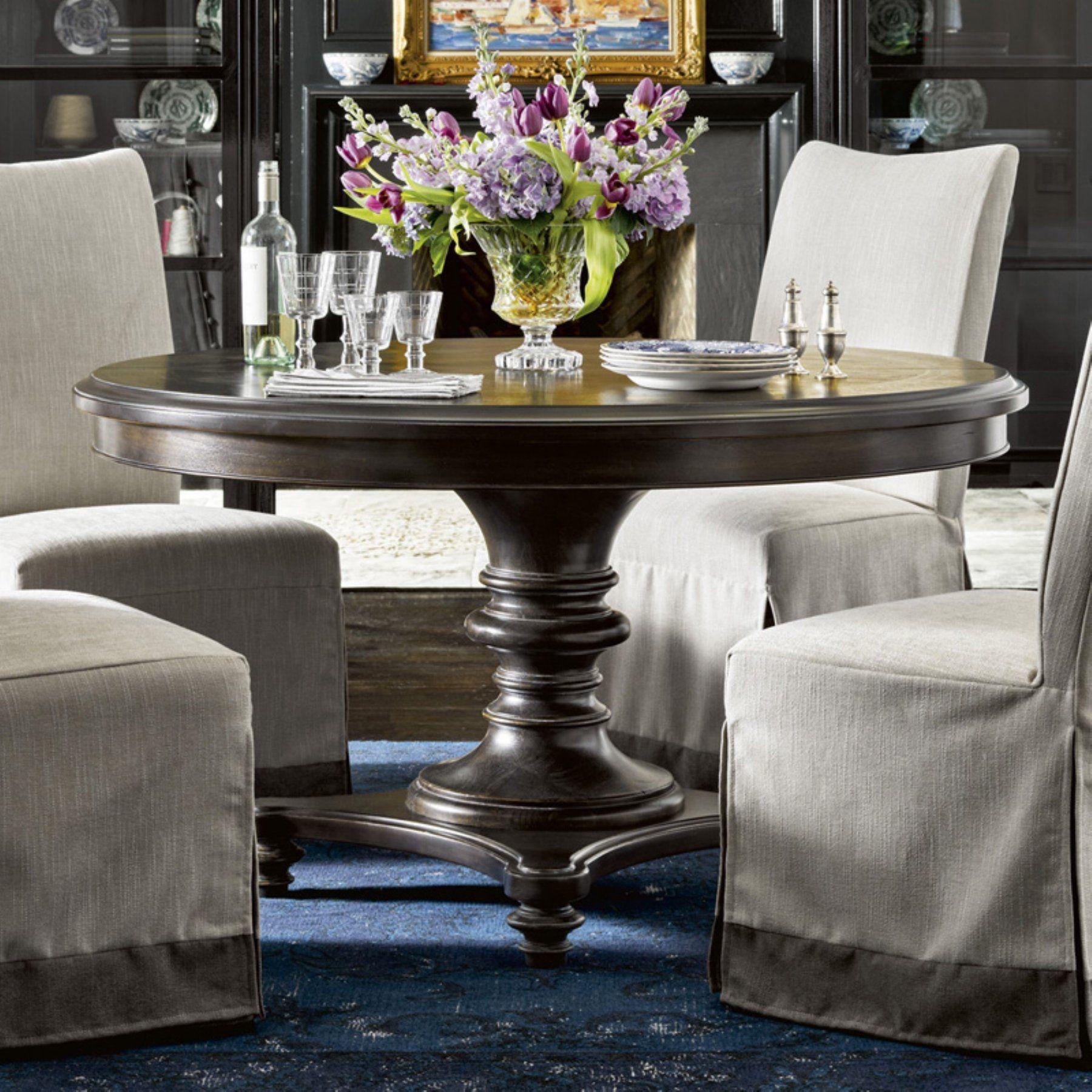 Universal Furniture Tartan Dining Table 764657 Dining Table