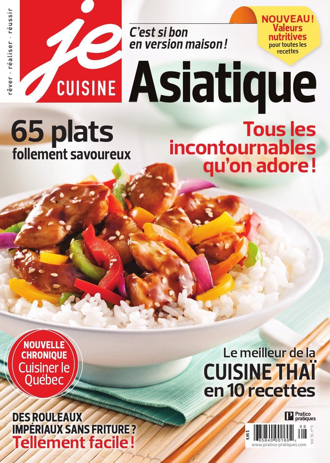 la cuisine asiatique pour tous