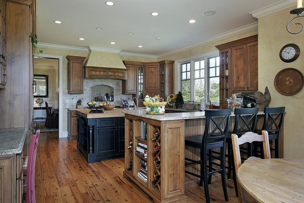 Country Kitchen - Found on Zillow Digs What do you think? ideas