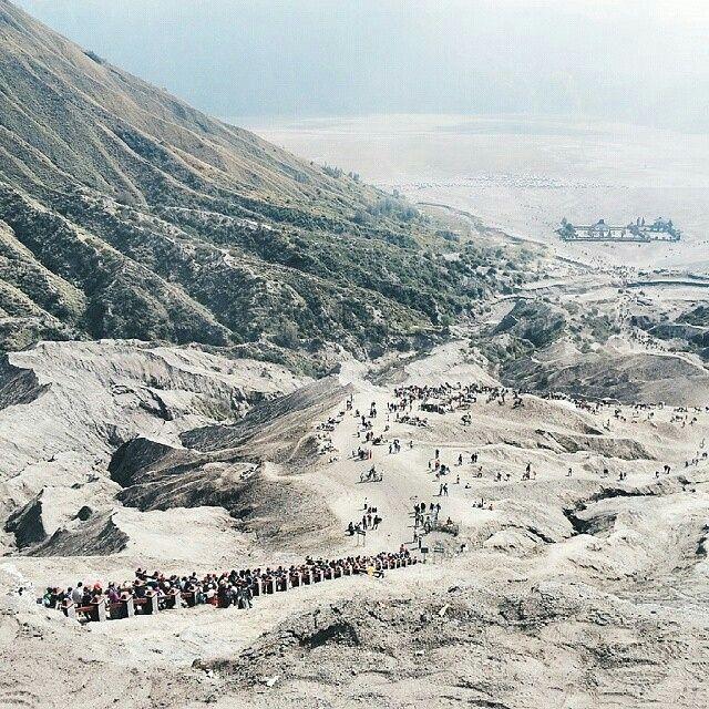 Mount Bromo, Indonesia . by @anantavania