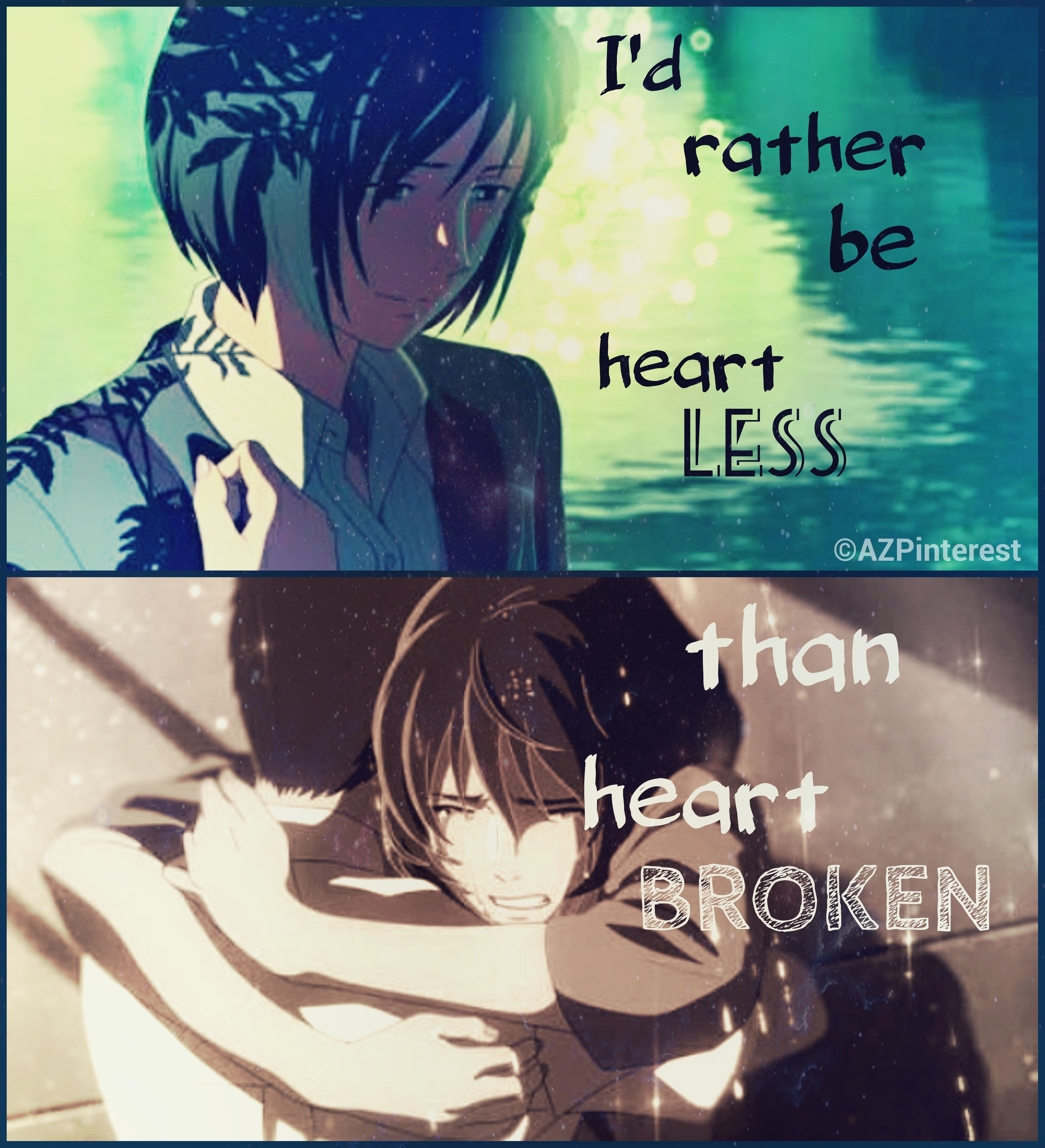Best Anime Emotional Quotes